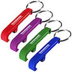 Beverage Opener Keychains